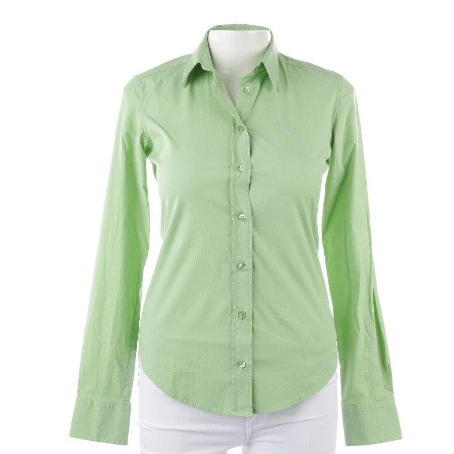 Bluse von Gant in Grün Gr. 36