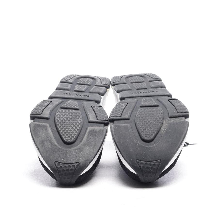 Sneaker von Balenciaga in Schwarz und Weiß Gr. EUR 41 Neu