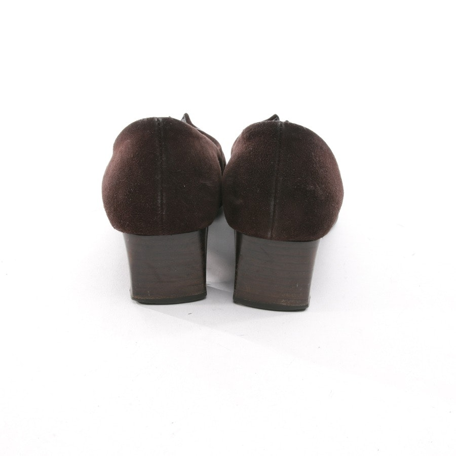 pumps from K&S Shoes in brown size D 37