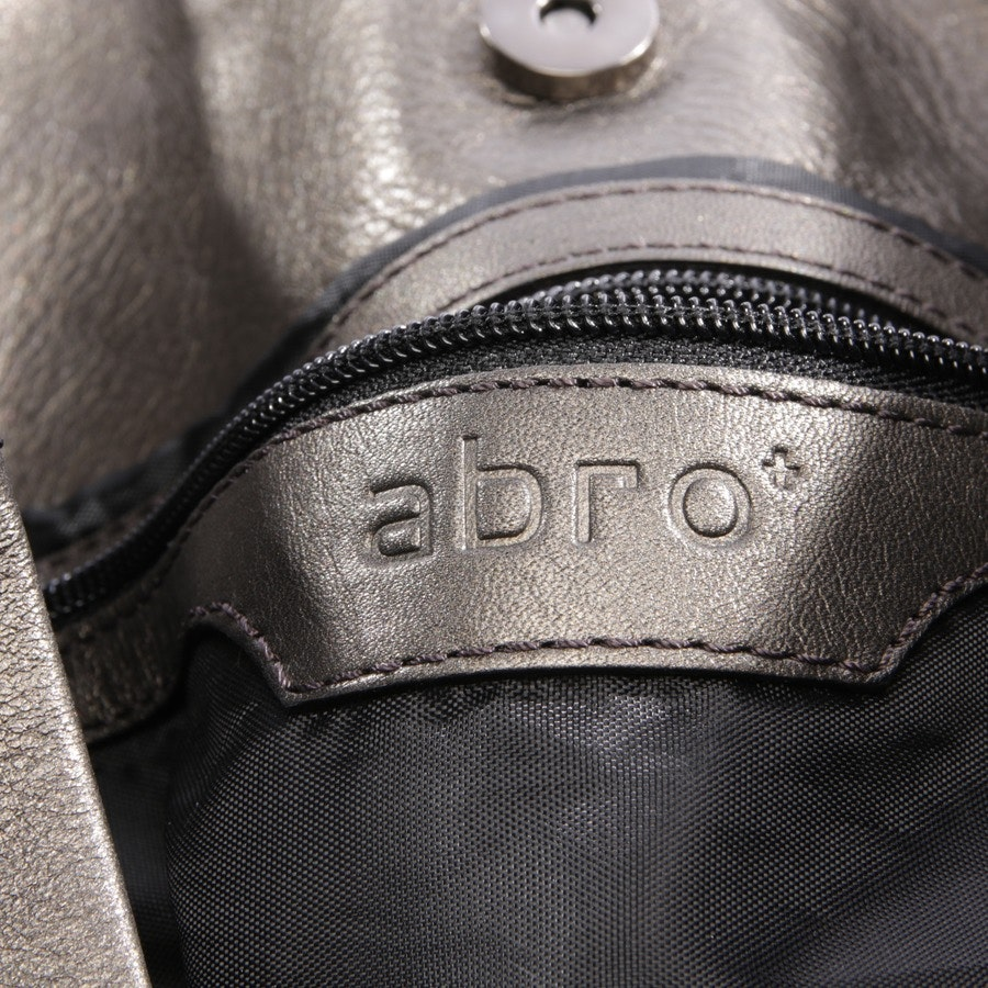 shoulder bag from Abro in bronze
