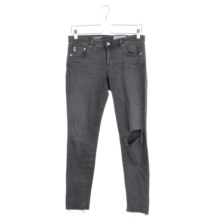 Jeans von AG Jeans in Grau Gr. W28 - Legging
