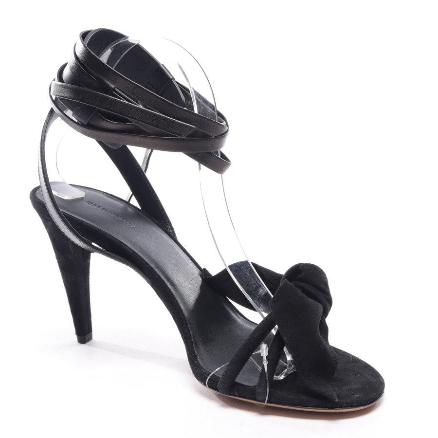 Sandaletten von Isabel Marant in Schwarz Gr. EUR 40 Neu