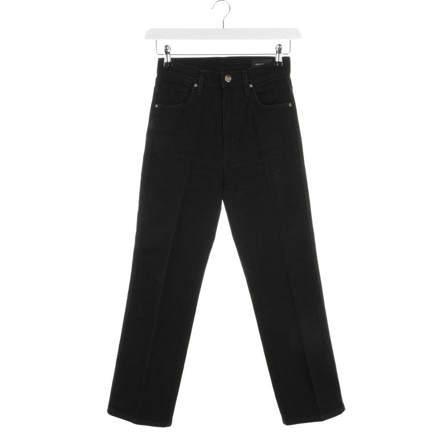 Jeans von Goldsign in Schwarz Gr. W25
