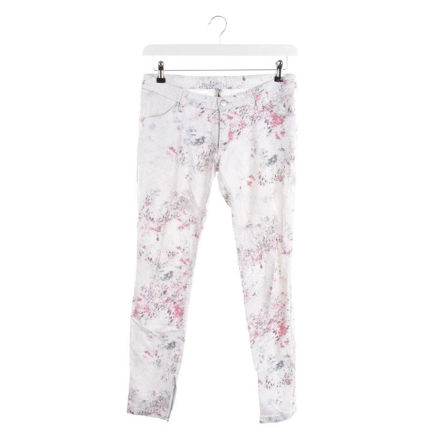 Jeans von Iro in Weiß und Multicolor Gr. W27