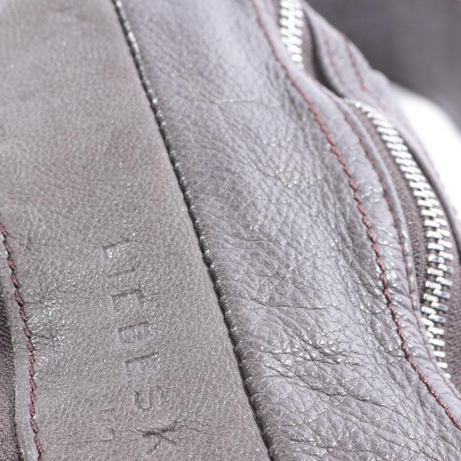 shoulder bag from Liebeskind Berlin in grey-brown