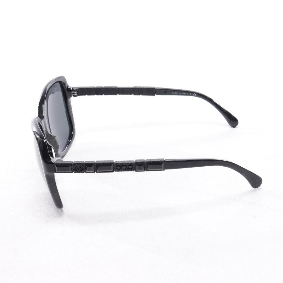 Sonnenbrille von Chanel in Schwarz 5308-B c.1443/S4