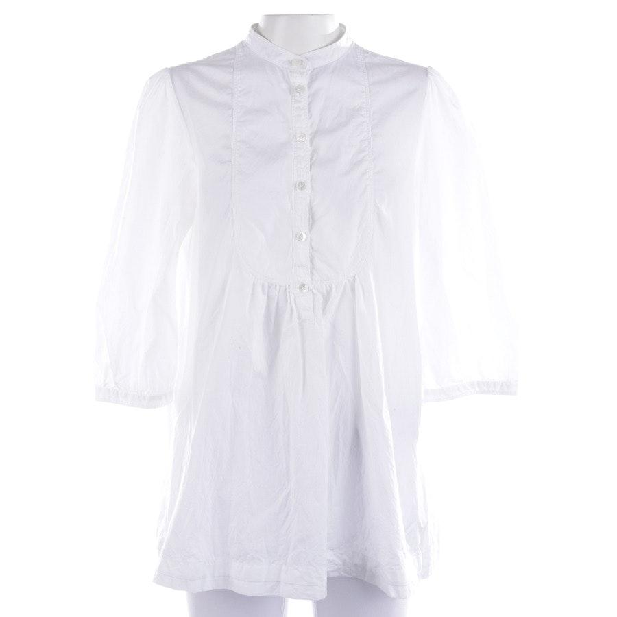 Bluse von Burberry Brit in Weiß Gr. S
