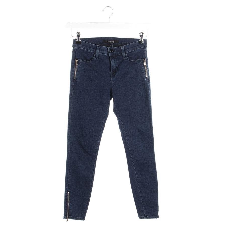 Jeans von J Brand in Dunkelblau Gr. W25
