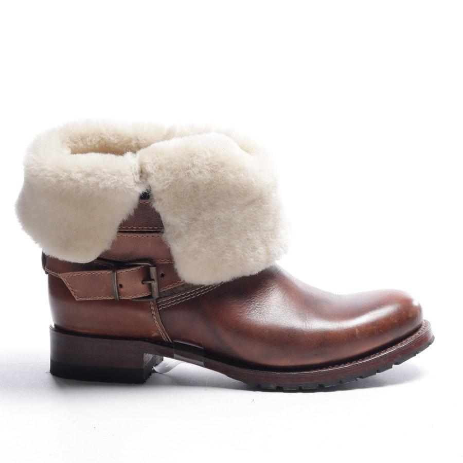 Stiefel von Sendra in Braun Gr. EUR 39
