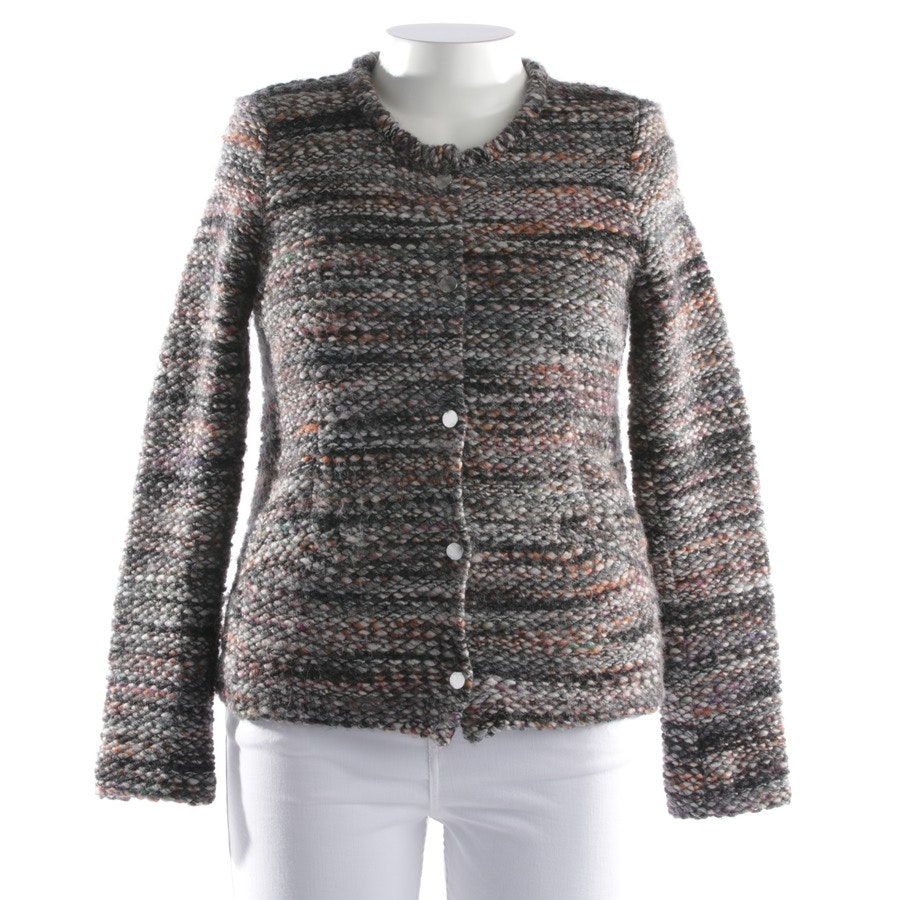 Strickjacke von Set in Multicolor Gr. L