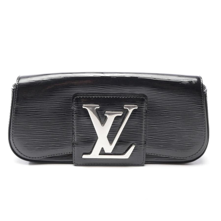 Clutch von Louis Vuitton in Schwarz