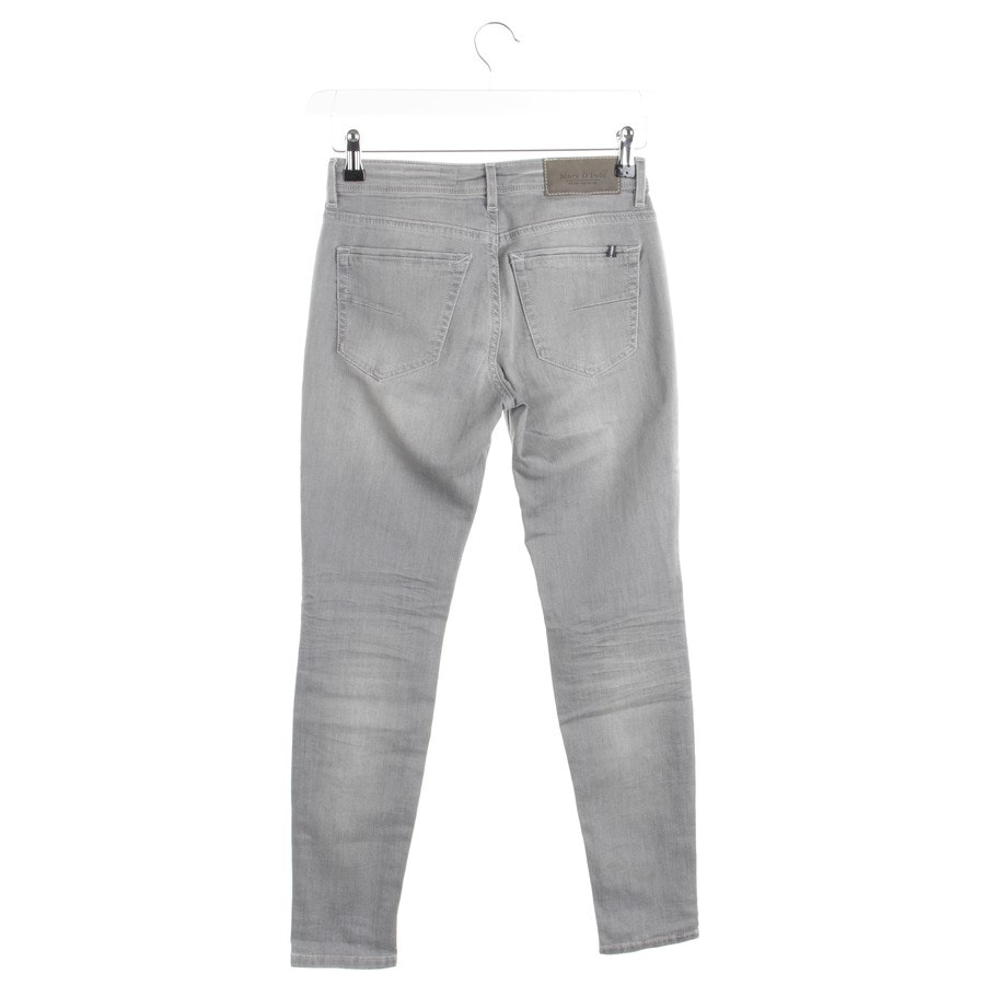 Jeans von Marc O'Polo in Grau Gr. W25