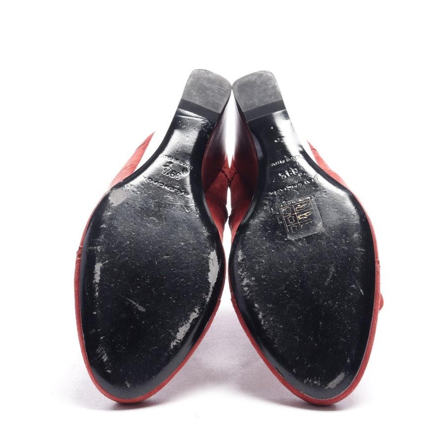 Stiefeletten von Balenciaga in Rot Gr. EUR 39,5