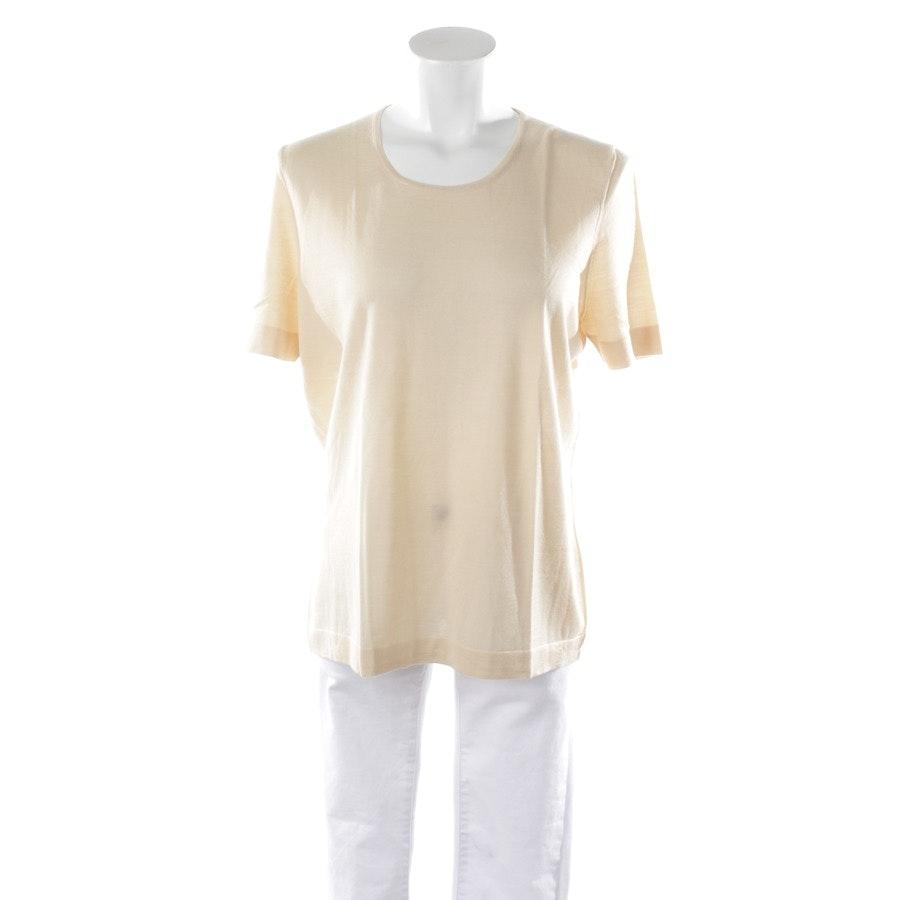 Pullover von Barbara Lohman in Pastellgelb Gr. 40 IT 46