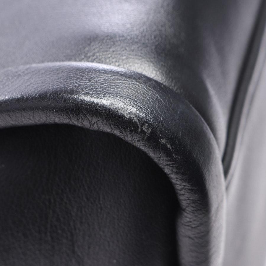 Shopper von Prada in Schwarz und Himmelblau Concept Tote Bag