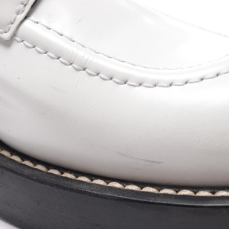 Stiefeletten von Balenciaga in Weiß Gr. EUR 38