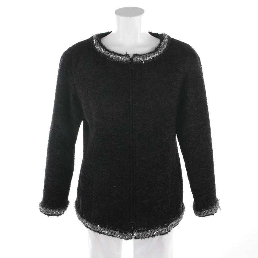between-seasons jacket / coat from Chanel in Black size 40 FR 42