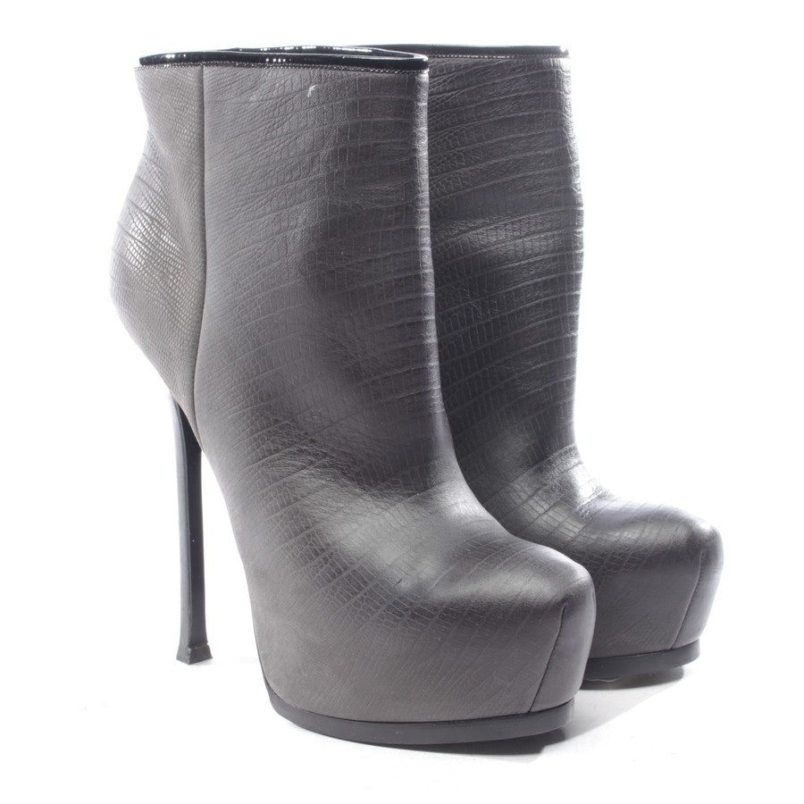 ankle boots from Yves Saint Laurent in black size EUR 40
