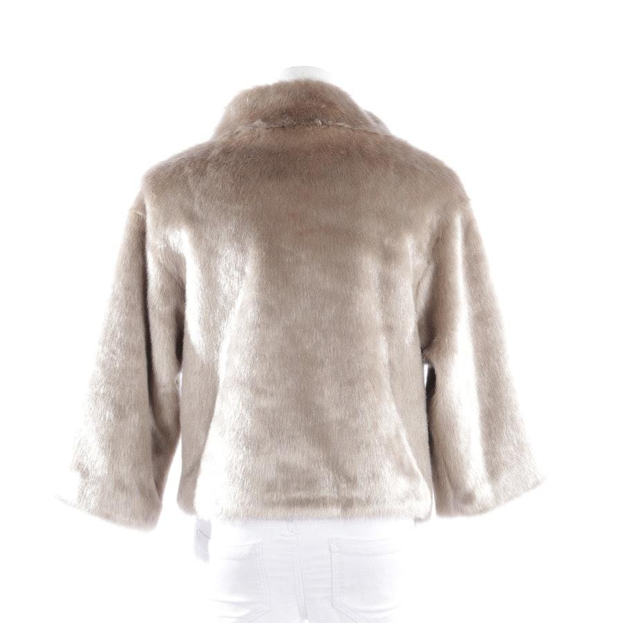 between-seasons jackets from Stefanel in beige size 32 IT 38