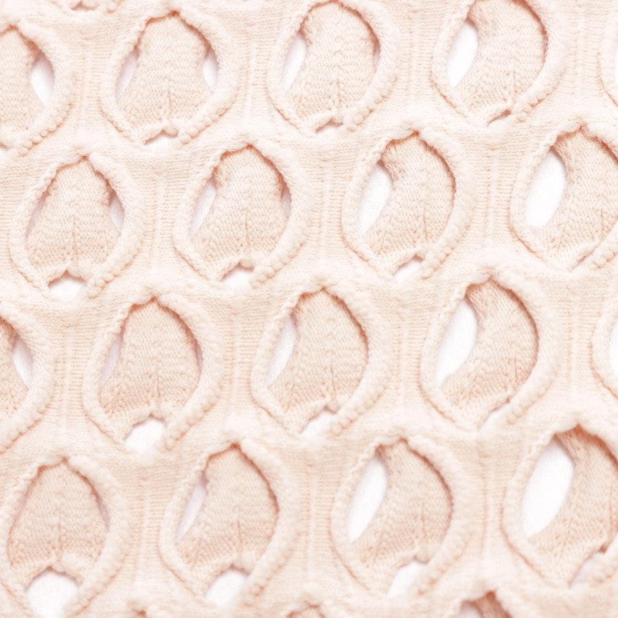 Langarmshirt von Dolce & Gabbana in Nude Gr. 38 IT 44