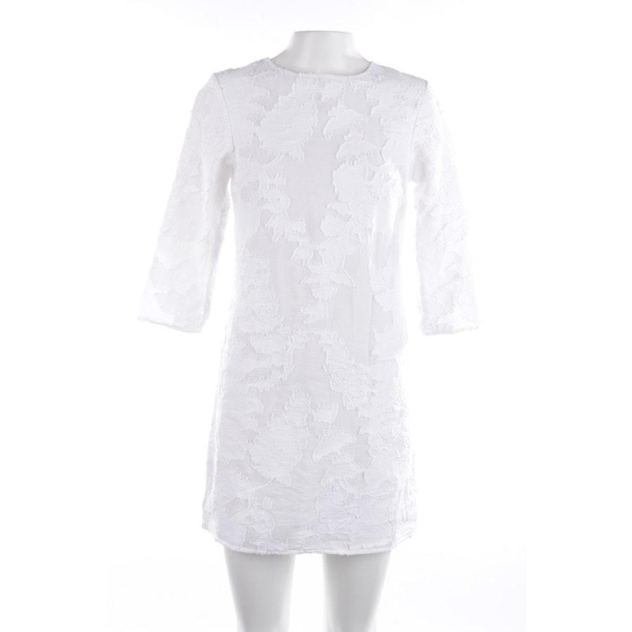 Minikleid von Dondup in Weiß Gr. 32 IT 38