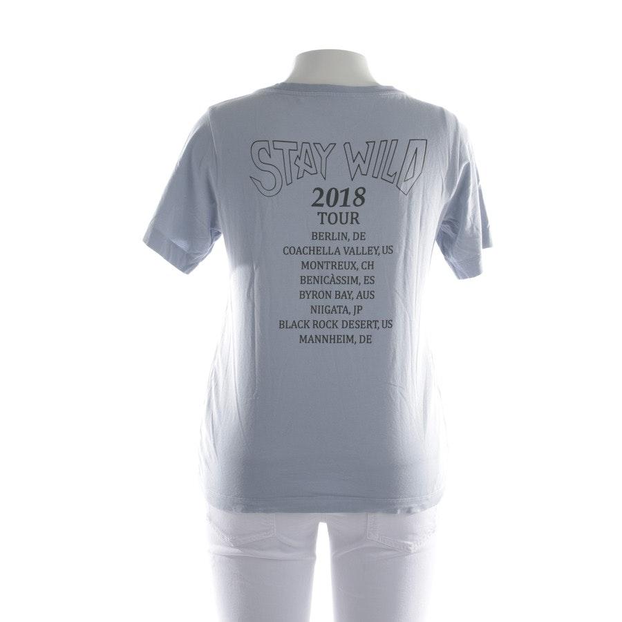 Shirt von Dorothee Schumacher in Blau Gr. 36 // 2