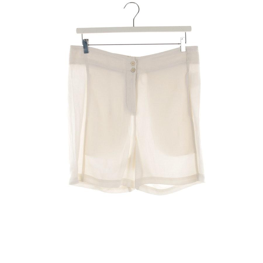 Shorts von Alexander Wang in Creme Gr. DE 30 US 0