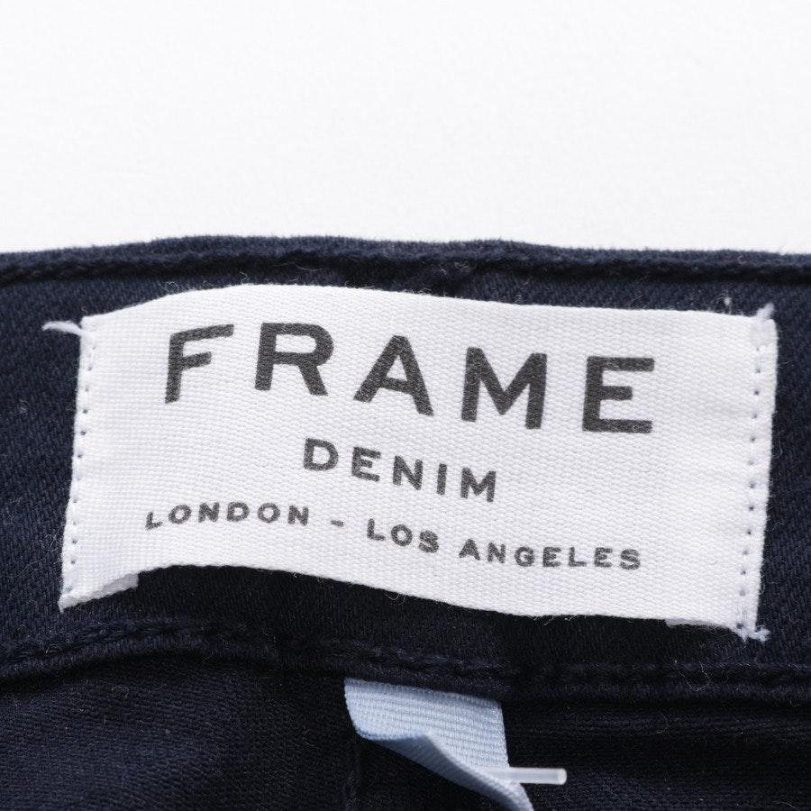 Jeans von Frame in Marineblau Gr. W23 - Le Skinny de Jeanne