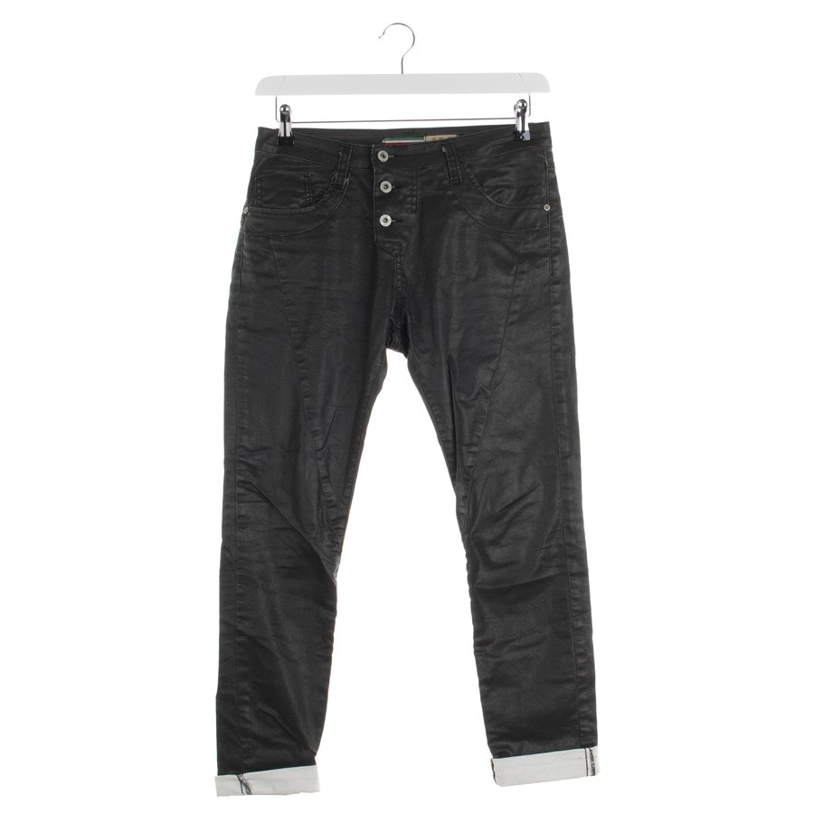 jeans from Please in black and white size XS