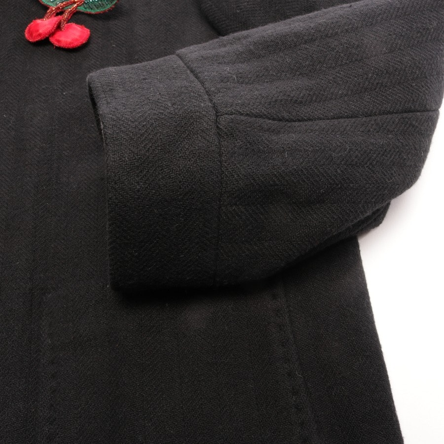between-seasons jackets from Love Moschino in black size 42