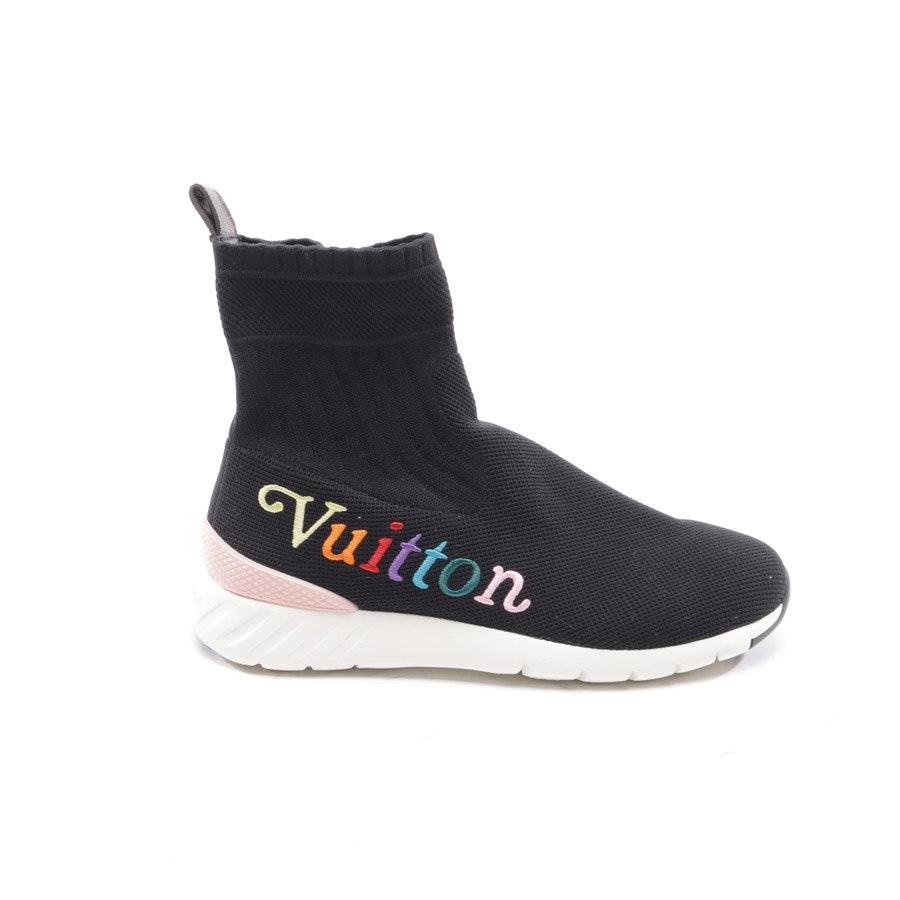 High-Top Sneaker von Louis Vuitton in Schwarz Gr. EUR 37