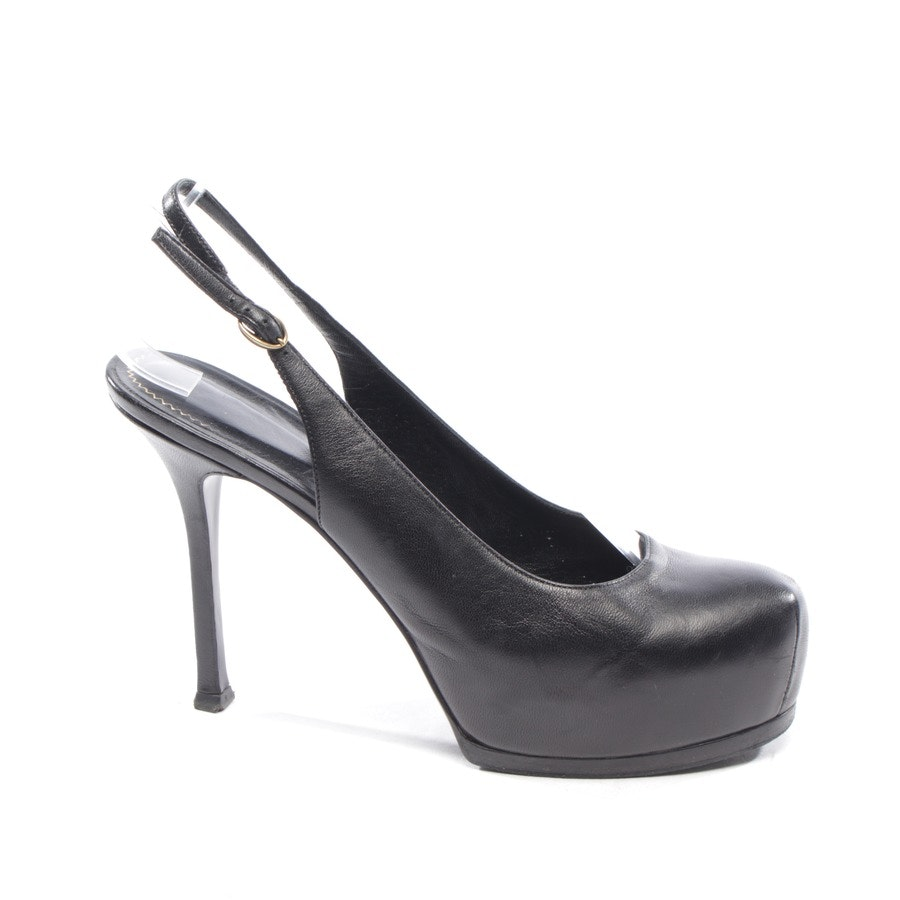 pumps from Yves Saint Laurent in black size D 37,5