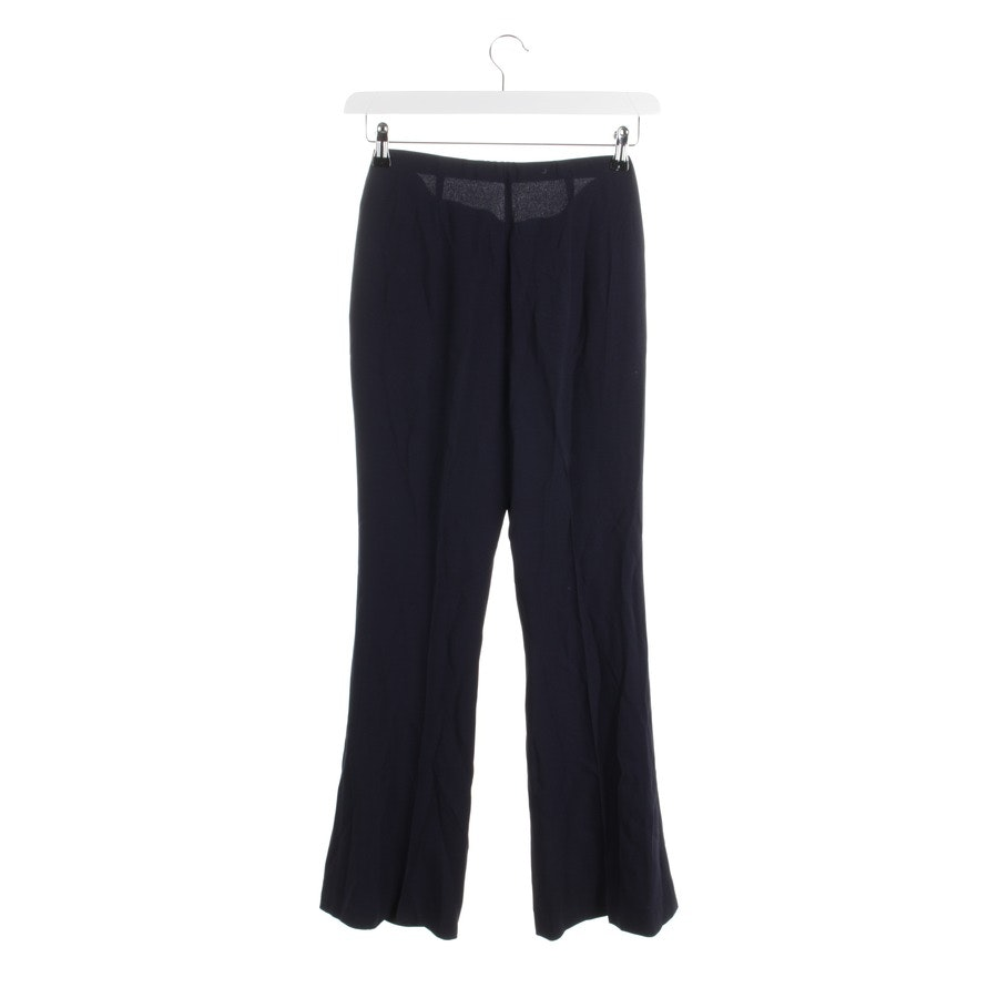 Hose von Patrizia Pepe in Dunkelblau Gr. 34 IT 40