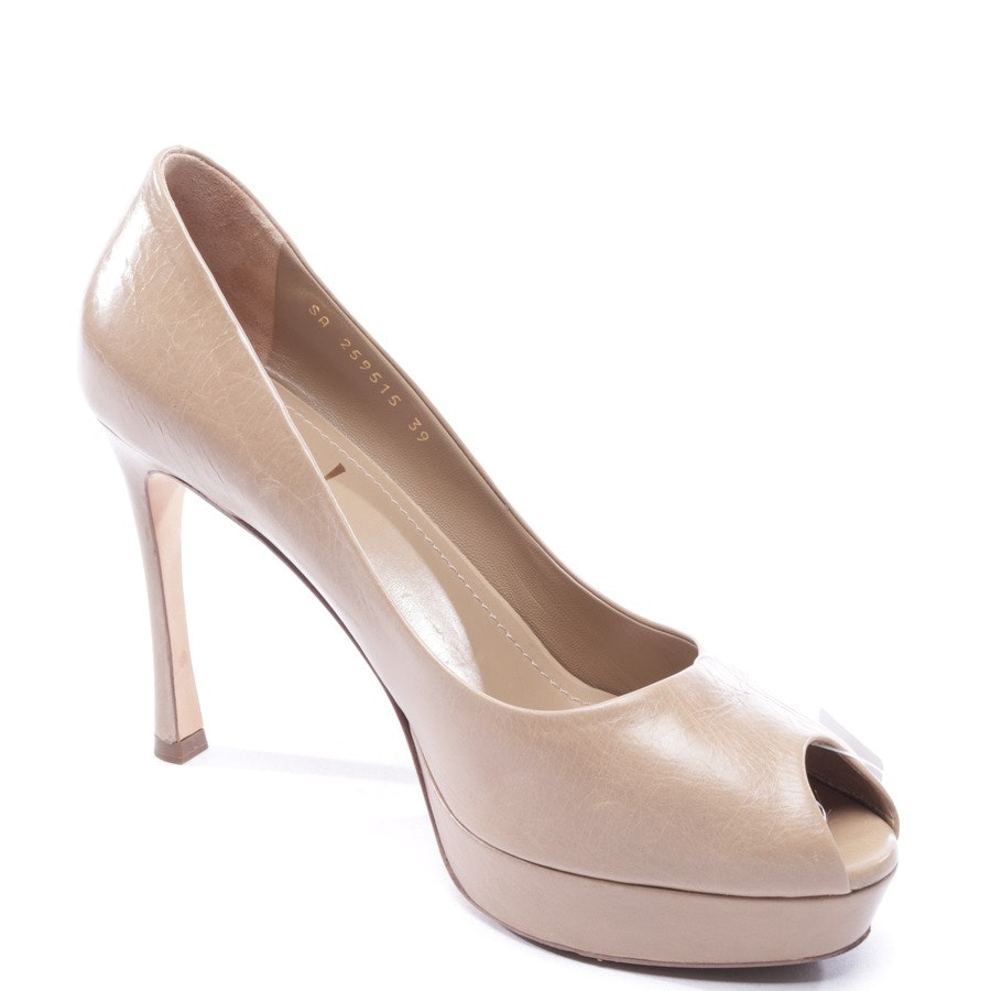 pumps from Yves Saint Laurent in beige size D 39
