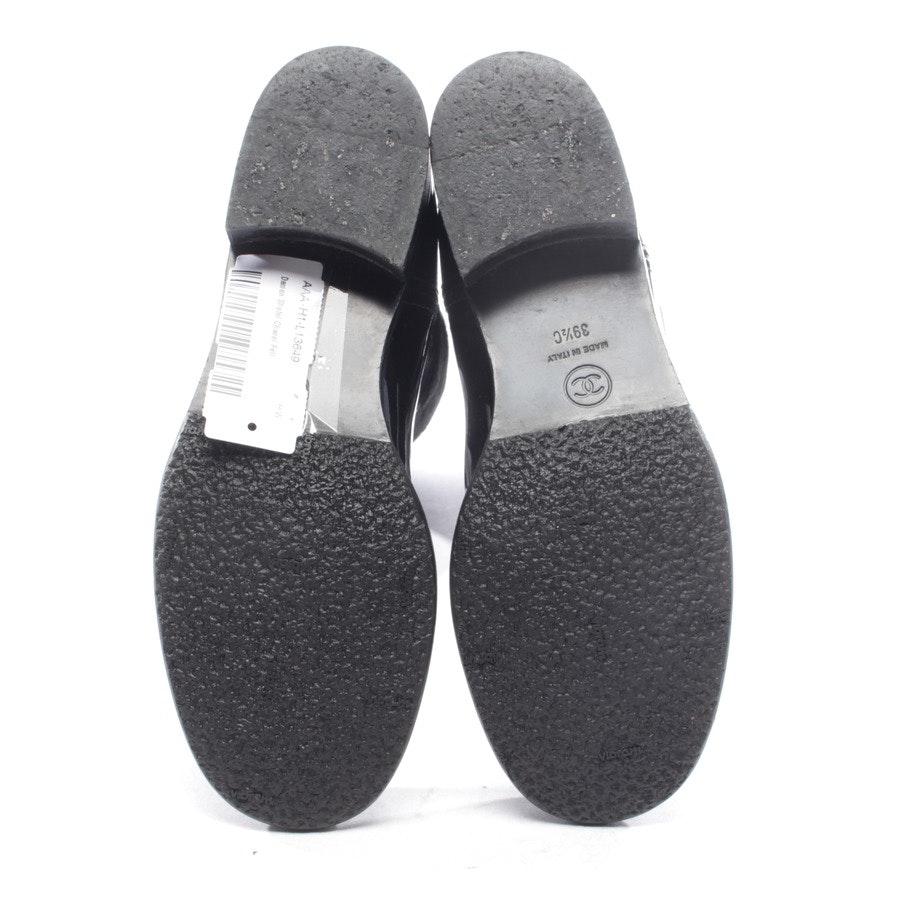 Stiefel von Chanel in Schwarz Gr. EUR 39,5