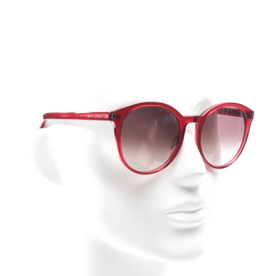 Sonnenbrille von Saint Laurent in Rot Classic 6 006 Neu