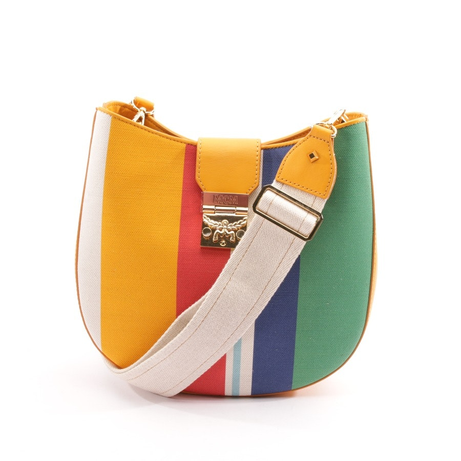 shoulder bag from MCM in multicolor - mwh8spa63 - new