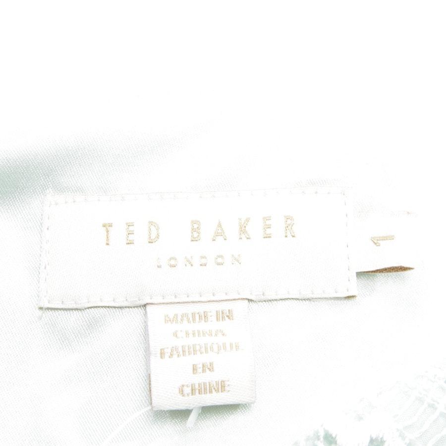 Spitzenkleid von Ted Baker in Mintgrün Gr. 34 / 1