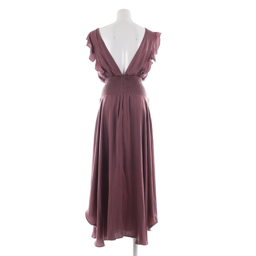 Kleid von Morgan de toi in Violett Gr. 36 FR 38