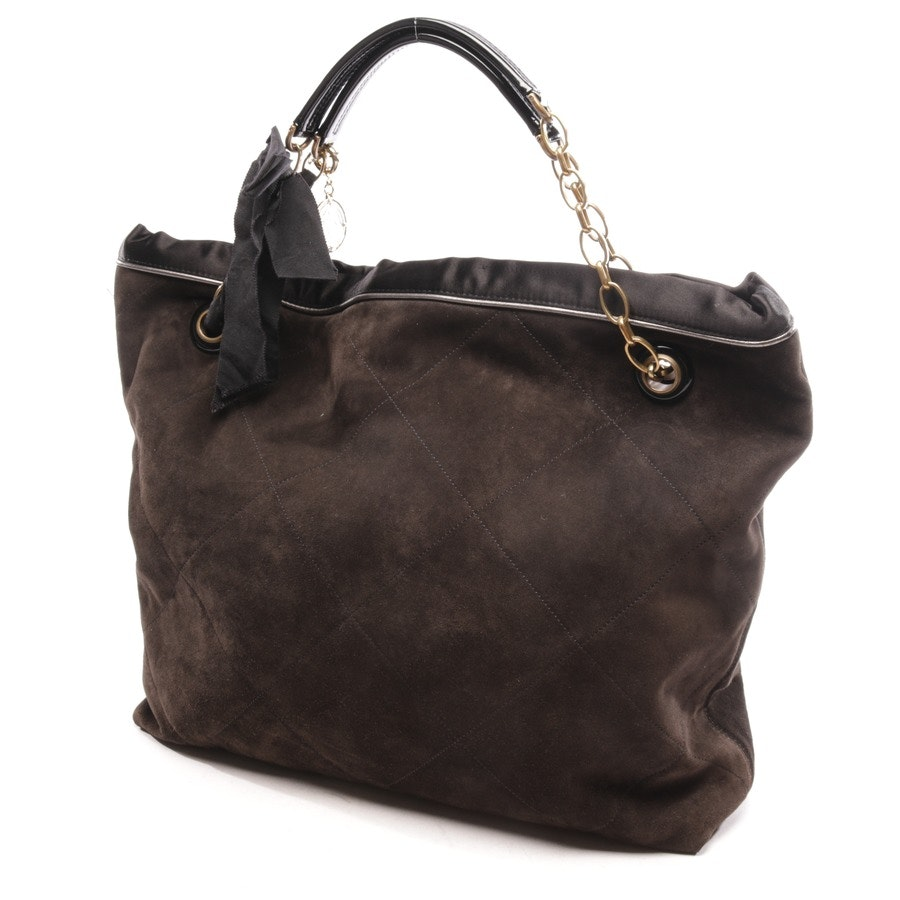 shopper from Lanvin in brown