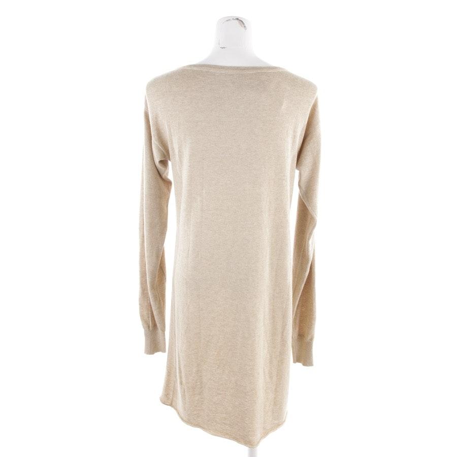 Kleid von Closed in Hellbraun Gr. S