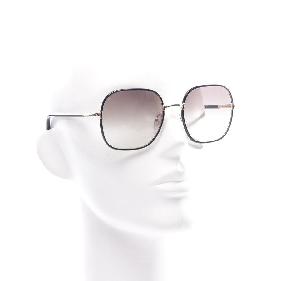 Sonnenbrille von Prada in Schwarz SPR67X Neu