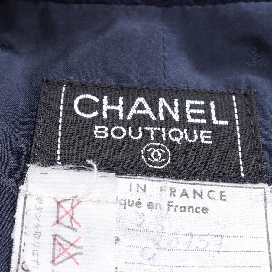 Rock von Chanel in Dunkelblau Gr. 36 FR 38