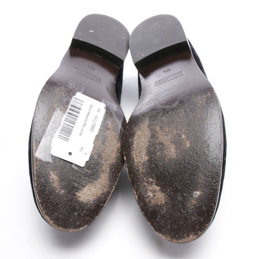 loafers from Marc Jacobs in black size D 38,5