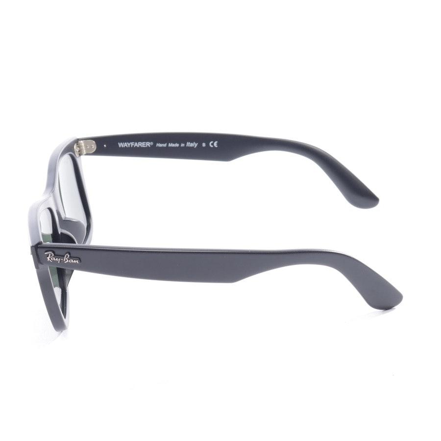 Sonnenbrille von Ray Ban in Schwarz Wayfarer