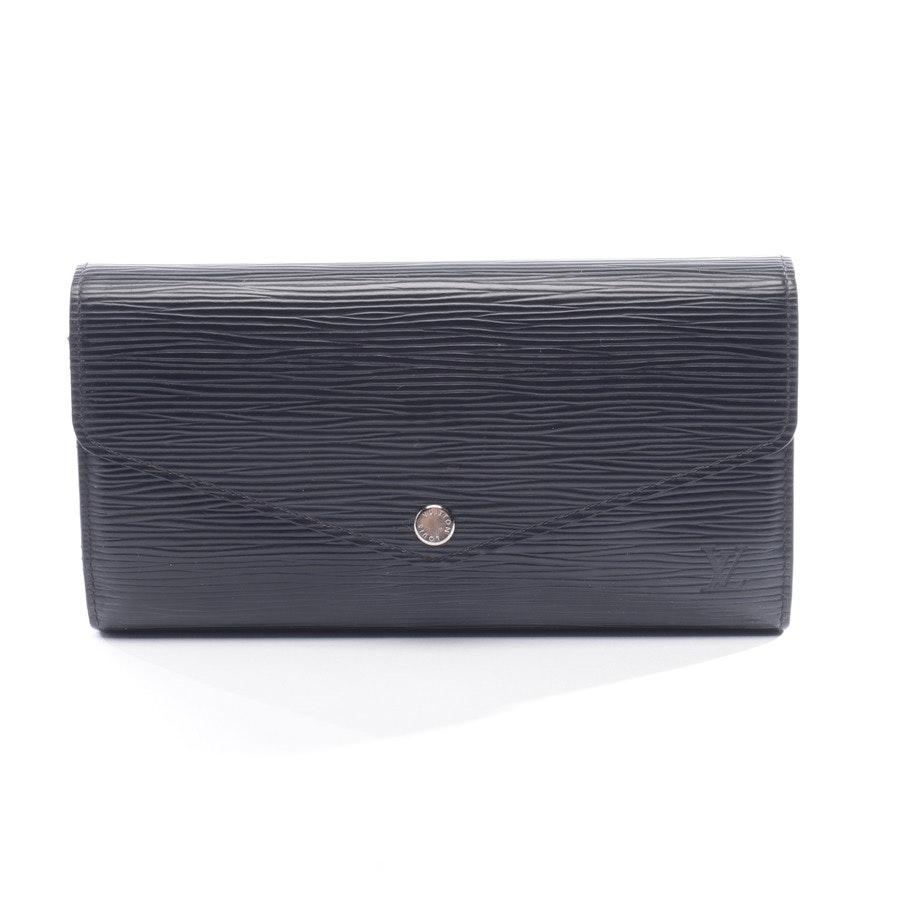 Geldbörse von Louis Vuitton in Schwarz