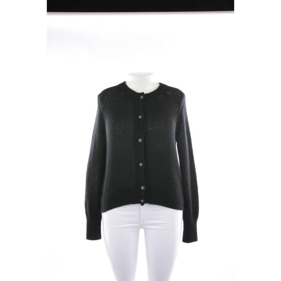 Strickjacke von Chanel in Schwarz Gr. 42 FR 44