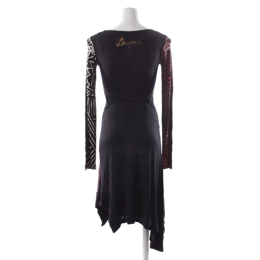 Kleid von Desigual in Multicolor und Schwarz Gr. M