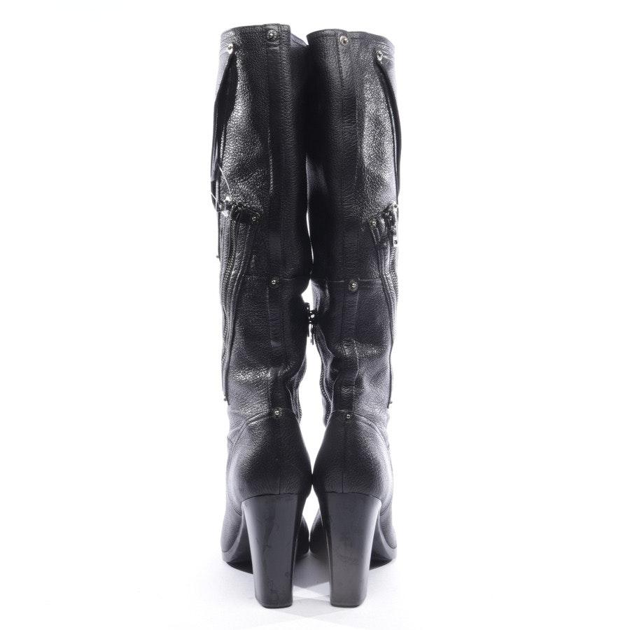 Stiefel von Prada Linea Rossa in Schwarz Gr. EUR 40,5
