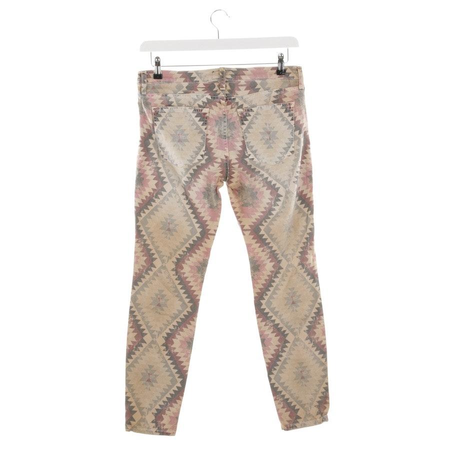 Jeans von Current/Elliott in Mehrfarbig Gr. W28 The Stiletto